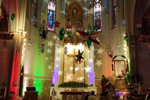 7pm-SH( New Beginnings Bilingual Mass) @ Sacred Heart Church | New Brunswick | New Jersey | United States