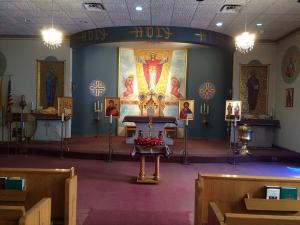 Theophany Byzantine Divine Liturgy @ Ss. Peter and Paul Byzantine Catholic Parish | Franklin Township | New Jersey | United States