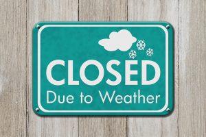 Parish Center Closed -- Thanksgiving Break