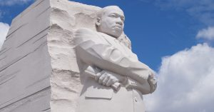 7p - Ecumenical Martin Luther King Day Service -- Sacred Heart